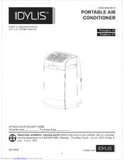 Idylis 625616 Manuals