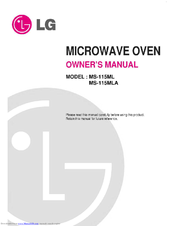 lg ms 115mla manuals rh manualslib com LG Optimus Operating Manual LG Optimus Operating Manual