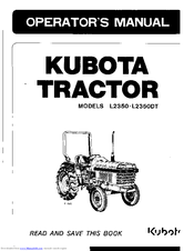 Kubota l2350 manuals fandeluxe Image collections
