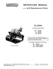 hobart h65 dishwasher service manual