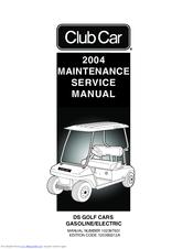 club car ds golf cars 2004 manuals rh manualslib com Club Car Parts 2004 club car ds repair manual