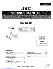 on kd s640 jvc car stereo wiring diagram