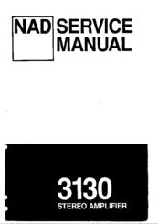 nad 3130 service manual pdf download rh manualslib com Nad Integrated Amplifier Nad Integrated Amplifier