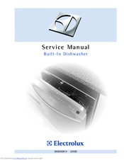 Electrolux 5000 Series Service Manual