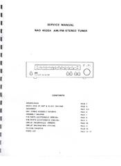 nad 4020a manuals rh manualslib com