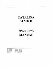 catalina 34 mk ii manuals rh manualslib com Catalina 27 Sailboat Catalina 34 Mkii Review
