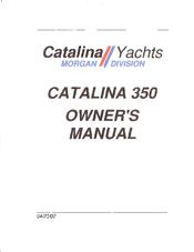catalina 350 manuals rh manualslib com Catalina 350 Interior Catalina 350 Inside