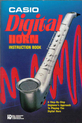 Casio DH-100 Instruction Book