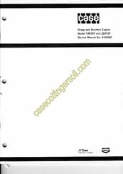 Briggs & Stratton 190707 Manuals