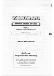 yanmar 3gm30 manuals yanmar 3gm30 operation manual