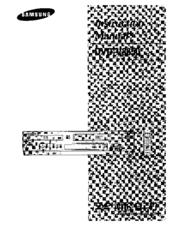 samsung dvd v3650 instruction manual pdf download rh manualslib com samsung dvd-v3650 manual Manual for DV448AEW XAA Model Dryer