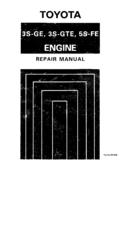 toyota 3s ge repair manual pdf download rh manualslib com 3S-GE VVT I-Beam 3S-GE Beams