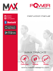 max fitness pro power manuals rh manualslib com Owner's Manual Alcatel Tracfone Manual