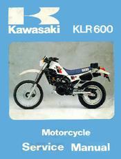 download now klr600 kl600 klr 600 kl 84 94 service repair workshop manual instant download