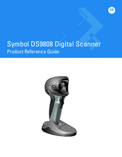 Motorola DS9808 - Symbol - Wired Handheld Barcode Scanner Reference Manual