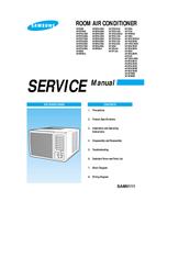 Samsung AW1000A Service Manual