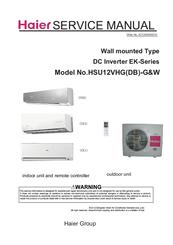 haier split system manual