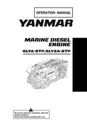 YANMAR 6LYA-STP OPERATION MANUAL Pdf Download