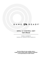 game ready grpro 2 1 manuals rh manualslib com Owner's Manual game ready instruction manual