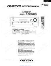 onkyo ht r370 b s manuals rh manualslib com