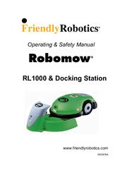 friendly robotics robomow rl 1000 operating safety manual pdf