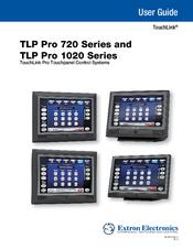 Extron TLP Pro 1020M Touchpanel Drivers Windows
