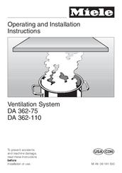 miele da 362 110 manuals rh manualslib com Owner's Manual HP Owner Manuals