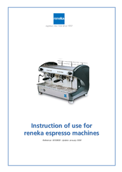 reneka viva s 710 instructions of use pdf download rh manualslib com reneka viva 2 manual reneka viva 1 manual