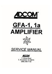 adcom gfa 1 service manual pdf download rh manualslib com adcom gfa-5006 manual Adcom GFA 7500 Pics