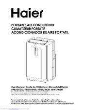 haier air conditioner service manual