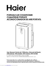 Haier HPN10XHM Manuals on