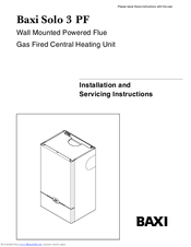 Baxi solo 3 60 pf system manuals baxi solo 3 60 pf system installation and servicing instructions asfbconference2016 Choice Image
