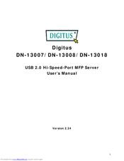 DIGITUS DN-13007 WINDOWS XP DRIVER DOWNLOAD