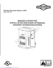 Briggs And Stratton 12kw Generator Manual