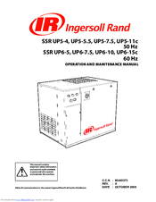 ingersoll rand ssr up6 7 5 manuals rh manualslib com