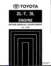 toyota 2l t repair manual pdf download rh manualslib com toyota 2l 3l engine repair manual pdf Toyota 22R Engine