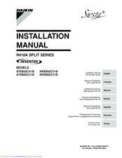 daikin rxb50cv1b manuals