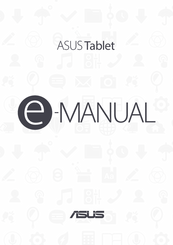 ASUS P023 E-MANUAL Pdf Download