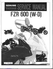 Fzr Product on Yamaha Fzr600 Wiring Diagram