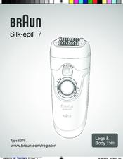braun silk epil 7 7380 manuals rh manualslib com