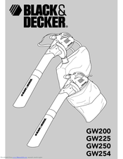 black and decker scumbuster user manual