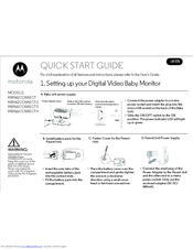 Motorola FOCUS50-W Quick Start Manual