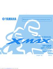 yamaha xmax 125 manuals rh manualslib com yamaha xmax 125 service manual yamaha x max 125 service manual pdf