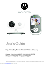 Motorola MBP662CONNECT User Manual