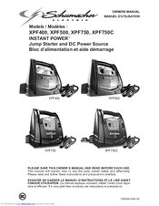 schumacher xp2260 manual