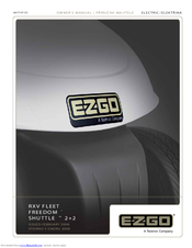 ezgo rxv golf car manuals rh manualslib com ezgo rxv owners manual ezgo rxv owners manual