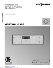 Vitotronic 300 Gw2 Инструкция - фото 2