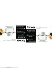 Aroma Aeromatic AST 900E Instruction Manual