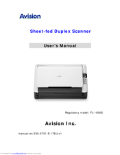 AVISION AV810C WINDOWS DRIVER