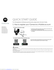Motorola FOCUS73 Quick Start Manual